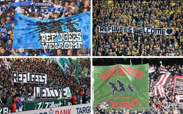 Football Welcome Refugees
